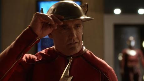 THE FLASH -TEMPORADA 2- THE RACE OF HIS LIFE