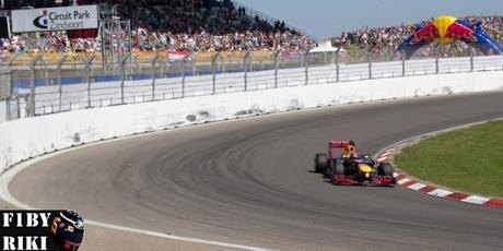 Verstappen vuela en Zandvoort en un road show de Red Bull