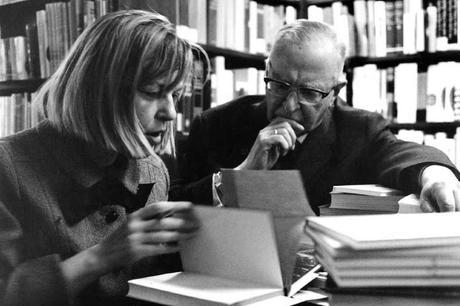 Ingeborg Bachmann y Kurt Saucke1962