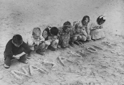 Cuando los refugiados europeos huyeron a Siria y Oriente Medio