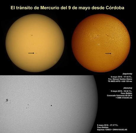 Zoco de Astronomía: El tránsito de Mercurio