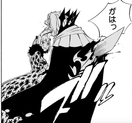 Fairy Tail 488 - MANGA ADELANTO