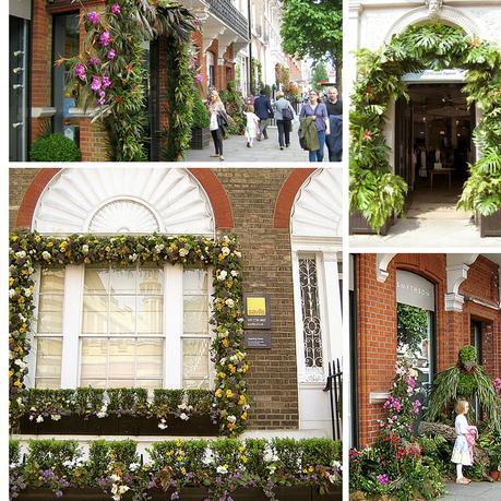 Londres florece