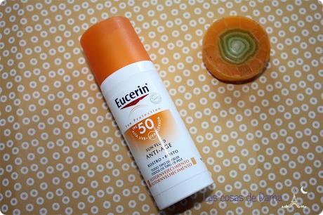 EUCERIN® SUN PROTECTION Sun Fluid anti-age