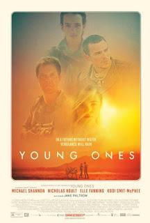 YOUNG ONES (USA, Sudáfrica, Irlanda; 2014) Anticipación
