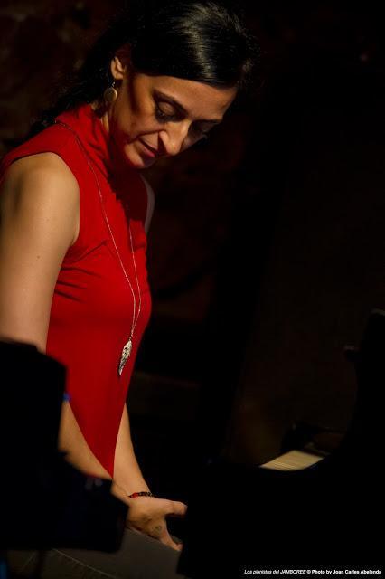 FOTO-Los pianistas del JAMBOREE-SIMONA PREMAZZI