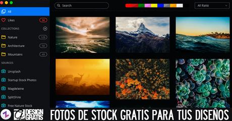 Fotos de stock sin licencia para tus diseños gratis con Zoommy