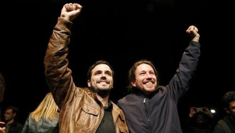 Unidos Podemos se consolida segundo y avanza a primer lugar.
