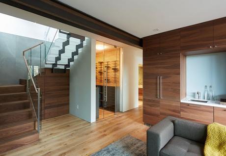 Casa Moderna en Mill Valley