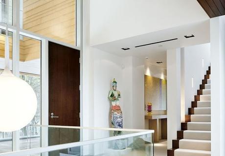 Casa Moderna en Massachusetts