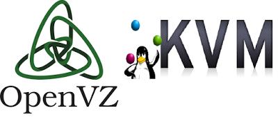 KVM&OpenVZ