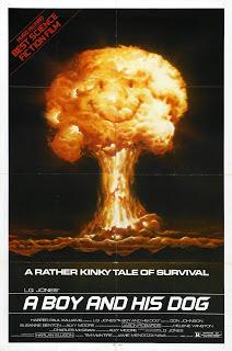 Apocalipsis nuclear (A boy and his dog, L.Q. Jones, 1975. EEUU)