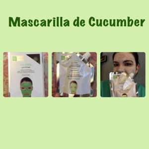 Mascarilla de Cucumber