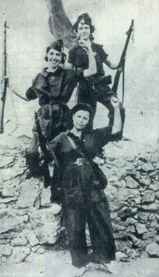 Las mujeres en la revolución española