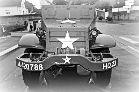 Arromanches. Aniversario del Dia D. Desembarco de Normandía