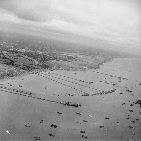 Normandía. Arromanches. Desembarco de Normandía