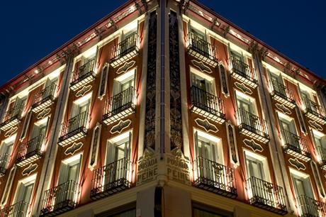 Hotel Petit Palace Posada de Peine con uno de los servicios de alojamiento más antiguos en toda España