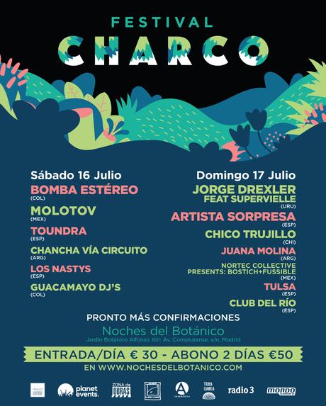 Festival Charco 2016