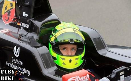 Mick Schumacher remonta y ahora está a 3 puntos del líder del campeonato en la F4 alemana