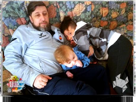 #ElTemaDeLaSemana: Me gustaría cambiar. Una mirada al interior de la paternidad