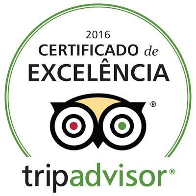 El Parque Minero recibe el Certificado de Excelencia de TripAdvisor® 2016