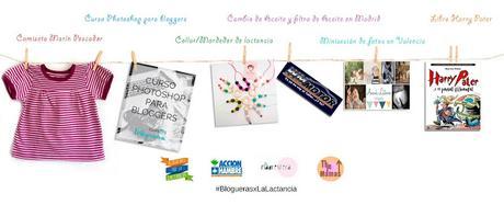 2479. - Reto de Acción Contra el Hambre  #BloguerasxLaLactancia