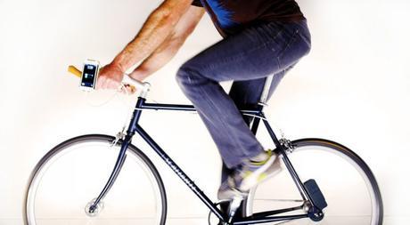 Cargador móvil para bicicletas Siva Cycle Atom