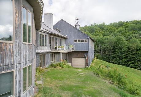 Cabaña Rustica de Campo en Nueva Inglaterra