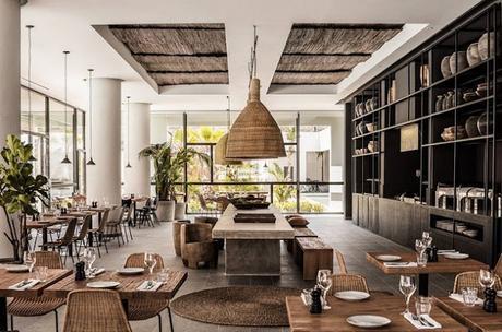 Hotel Rustico y Moderno en Grecia