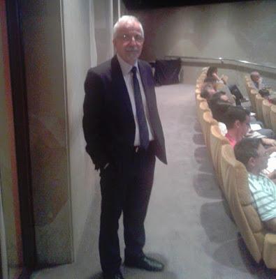 """Sobre el Congreso celebrado en Tenerife """"El Ajedrez, herramienta educativa en el aula"""" (XIII)"""