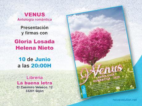 .: Venus, antología romántica 2016 en Gijón :.