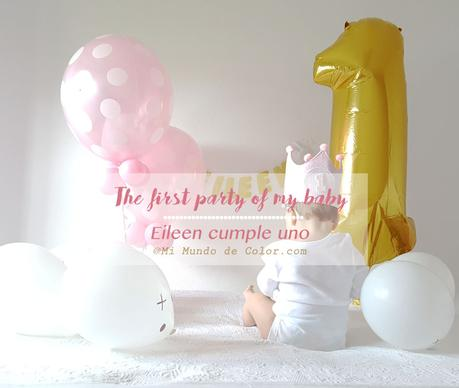 my baby first baby party