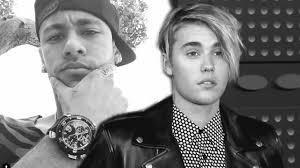 Neymar y Bieber, juntos en una mansión de Los Ángeles