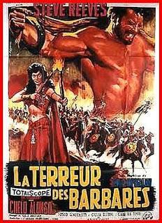 TERROR DE LOS BÁRBAROS, EL (Il terrore dei barbari) (Italia, 1959) Aventuras