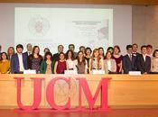 alumnos profesor ángel ysern premiados encuentro preuniversitario jóvenes investigadores universidad complutense