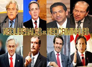 El coro neoliberal: negocio de ex presidentes