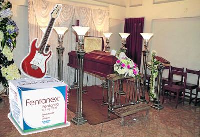 Cómo el fentanilo acabó con la vida de la estrella de rock Prince. El anestesiólogo lo explica claro y simple