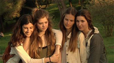 Las amigas de Ágata. La frescura de la amistad femenina