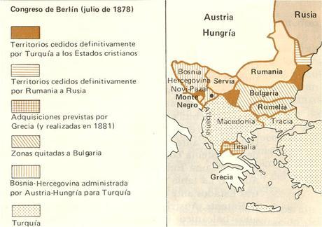 ANTECEDENTES REMOTOS DE LA I GUERRA MUNDIAL: EL PRIMER SISTEMA DE ALIANZAS DE BISMARCK