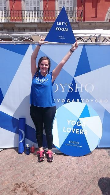 Free Yoga by Oysho