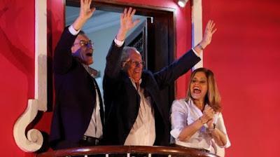 Kuczynski gana elecciones Perú; perdió Keiko Fujimori.