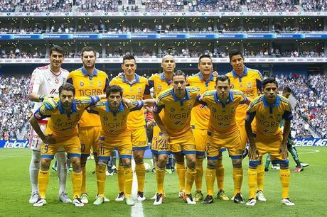 Tigres estrenará patrocinador en el Apertura 2016