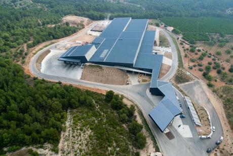 Planta de Tratamiento de RSU de Algimia de Alfara -Valencia