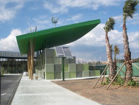 Gradas y campos de Fútbol 7 Torrevieja – Alicante