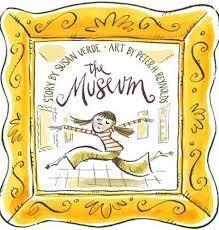 libros-de-arte-para-niños-totenart 07 el museo