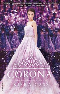Reseña literaria: La Selección #5: La Corona
