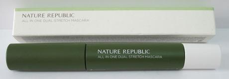 All in One Dual Stretch Mascara (Nature Republic)