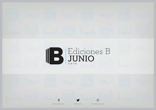 Novedades Ediciones B