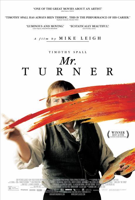Crítica express: Mr Turner