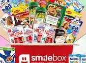 Smilebox julio aniversario nestlé